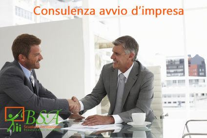 Consulenza avvio d'impresa